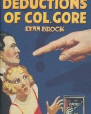 Lynn Brock: The Deductions of Colonel Gore (Detective Club Crime Classics)