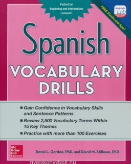 Spanish Vocabulary Drills with Free Flashcard App - Perfect for Beginning and Intermediate Learners