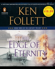 Ken Follett: Edge of Eternity - Audio Book (10CDs)