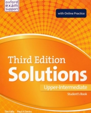 Solutions 3rd Edition Upper Intermediate Student's Book with Online Practice