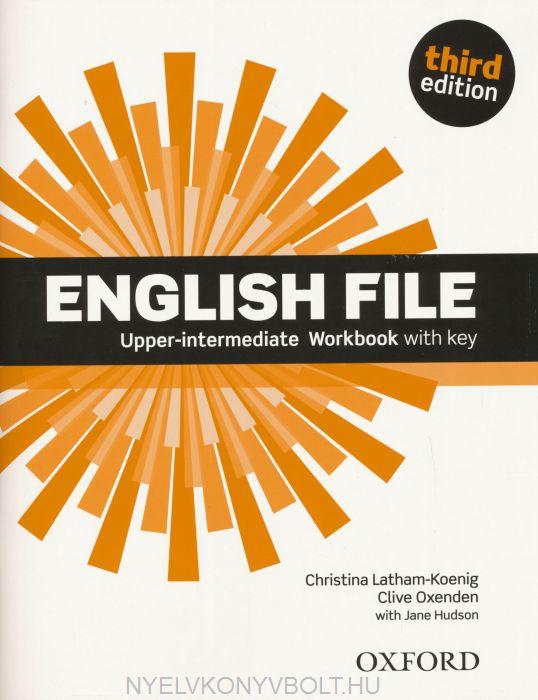 English File - 3rd Edition - Upper-Intermediate Workbook with Key