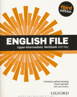 English File - 3rd Edition - Upper-Intermediate Workbook with Key