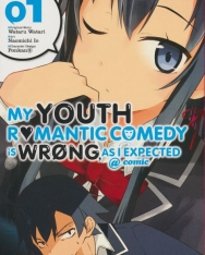 Wataru Watari, Naomichi Io: My Youth Romantic Comedy Is Wrong, As I Expected @ comic, Vol. 1
