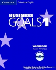 Business Goals 1 Workbook with Audio CD