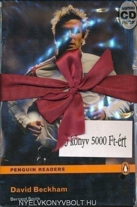 5 Könyv 5000 Ft-ért Penguin Readers Level 1 +CD