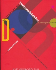 Dictionary of Untranslatables: A Philosophical Lexicon (Translation/Transnation)