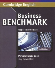 Business Benchmark Upper Intermediate 2nd Edition - BEC Vantage Edition Personal Study Book