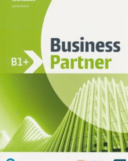 Business Partner Level B1+ Workbook with Digital Resources