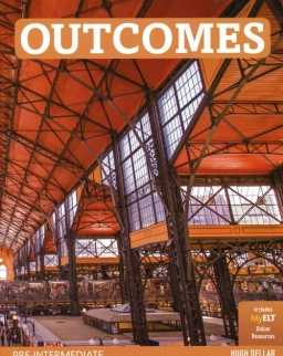 Outcomes 2nd Edition Pre-Intermediate Student's Book with Access Code and Class DVD