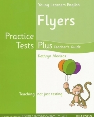 Young Learners English Flyers Practice Tests Plus Teacher's Guide with Speaking test Multi-ROM