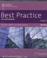 Best Practice Pre-Intermediate Audio CDs