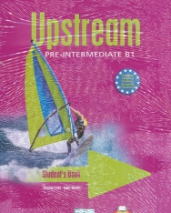Upstream Pre-Intermediate Student's Book with Student's Audio CD