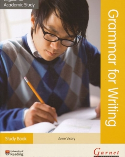 English for Academic Study - Grammar for Writing Study Book