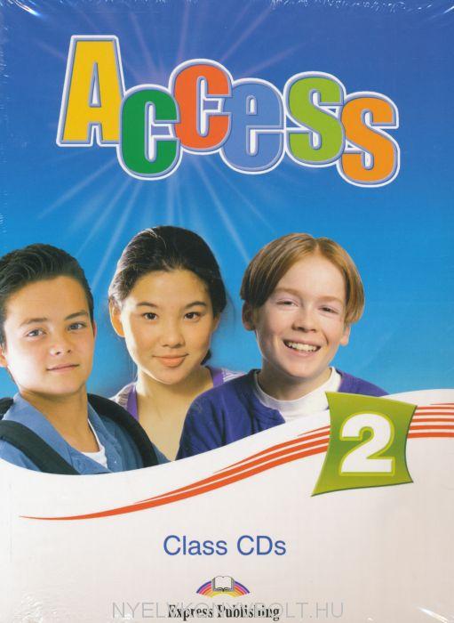 Access 2 Class Audio CDs