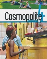 Cosmopolite 4 : Livre de l'éleve + DVD-ROM (audio, vidéo)