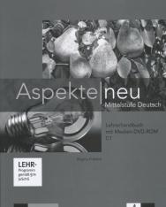 Aspekte neu C1: Mittelstufe Deutsch. Lehrerhandbuch mit digitaler Medien-DVD