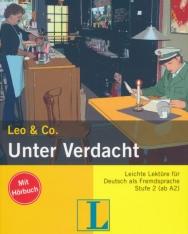 Unter Verdacht mit CD - Leo & Co. Stufe 2
