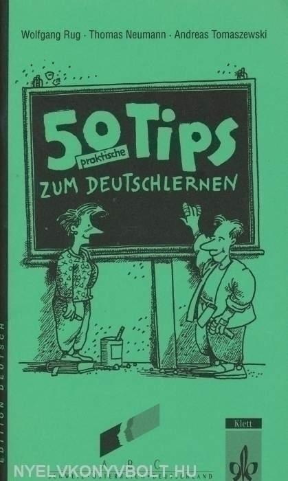 50 Praktische Tips zum Deutschlernen