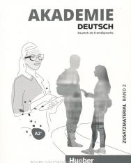 Akademie Deutsch A2+ Zusatzmaterial mit Audios online Band 2