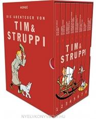 Hergé: Tim und Struppi -Tim und Struppi Gesamtausgabe - Alle Comics im hochwertigen Schuber!