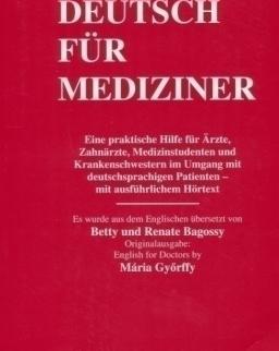 Deutsch für Mediziner mit Mp3 Audio CD