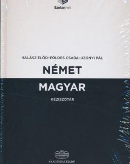 Német - magyar kéziszótár + online szótárcsomag