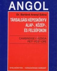 Angol Társalgási Képeskönyv Alap-, Közép- és Felsőfokon