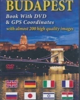 Budapest Book with DVD