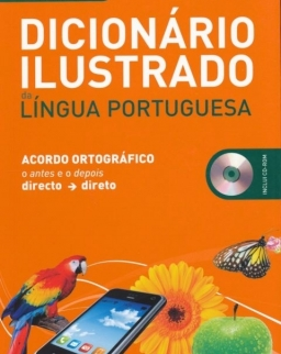 Dicionário Ilustrado da Língua Portuguesa + CD-ROM