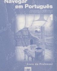 Navegar em Portugues 1 - Livro do Professor