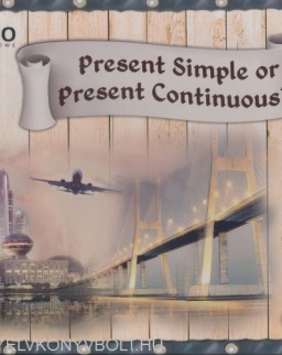 Present Simple or Present Continuous? Language Game
