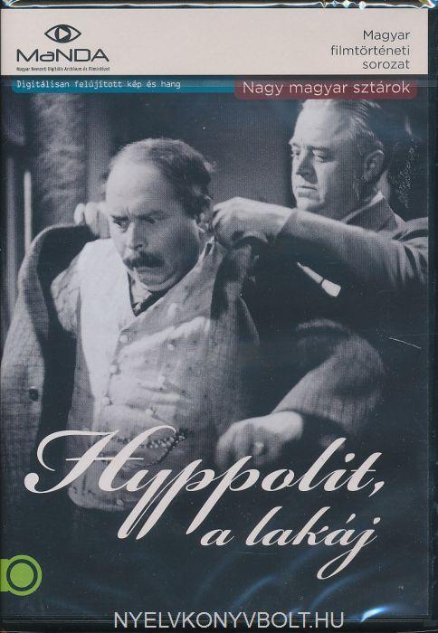 Hyppolit, a lakáj DVD