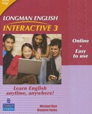 Longman English Interactive 3 British English Online Code Card