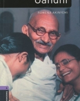 Ghandi - Oxford Bookworms Library Factfiles stage 4