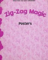 Zig-Zag Magic Posters