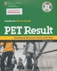 PET Result Workbook Resource Pack with Key and Multi-ROM