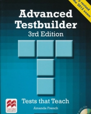 Advanced Testbuilder 3rd Edition With Audio CDs With Key
