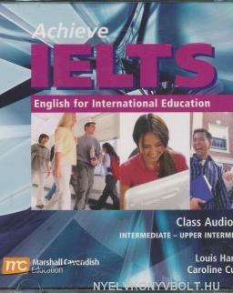 Achieve IELTS 1 Class Class Audio CDs (2)