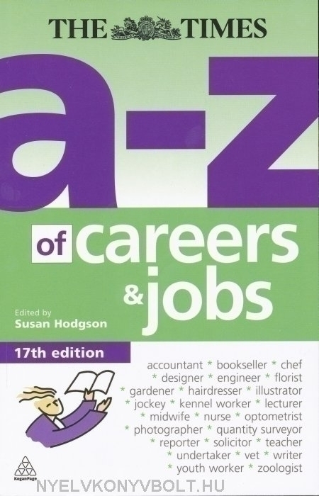 A-Z of Careers & Jobs - 17th Edition