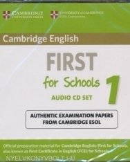 Cambridge English for Schools 1 Class CD