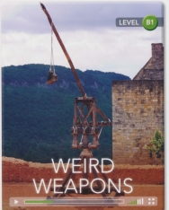 Weird Weapons (Book with Online Access) - Cambridge Discovery Interactive Readers - Level B1