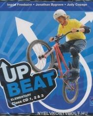 Upbeat Elementary Class Audio CDs (3)