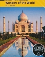 Wonders of the World with Audio CD/CD-ROM - Penguin Active Reading Level 2