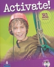 Activate! B1 Workbook without Key/CD-Rom Pack Version 2