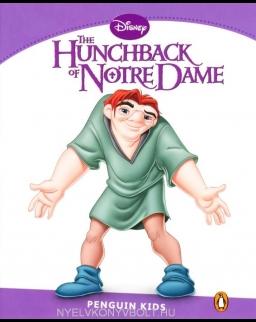 The Hunchback of Notre-Dame - Penguin Kids Disney Reader Level 5