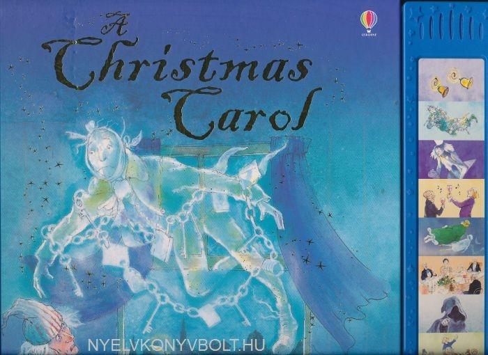 A Christmas Carol with Sounds (Usborne Noisy Books)