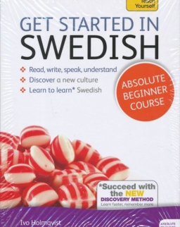 Teach Yourself - Get Started in Swedish from Beginner to Level 3 Book with MP3 Audio CD
