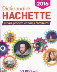 Dictionnaire Hachette Poche Top 2016