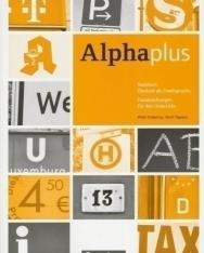 Alphaplus - Basiskurs Deutsch als Zweitsprache Handraichungen für den Unterricht