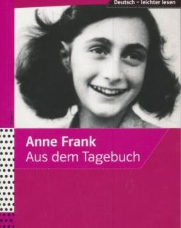 Anne Frank - Aus dem Tagebuch (Deutsch – leichter lesen) Niveau 2